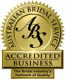 Australian Bridal Industry Accredited